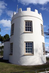 The Round House on the Kymin