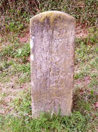 Eastbach mile marker
