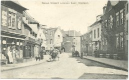 Broad Street looking East, Newent