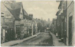 High Street Newent