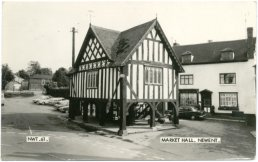 Market Hall Newent