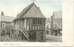 Market House Newent