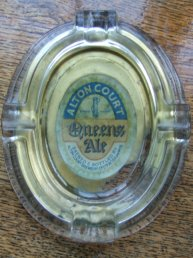ACBC Queens Ale ash tray