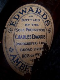 Charles Edwards label