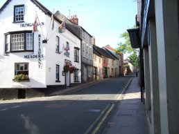 Buildings in Ross-on-Wye