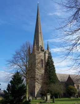 The Church Spire Ross-on-Wye