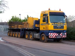 An Ainscough lorry (24-04-08)