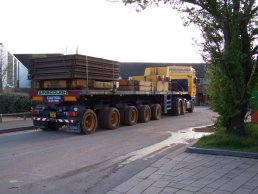 The Ainscough lorry (24-04-08)
