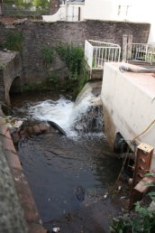 The old culvert (31-07-08)