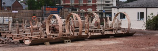 The tunnelling machine (30-08-08)