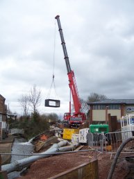 Fiveways crane rotation (29-02-08)
