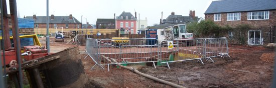 The Fiveways site (22-12-07)