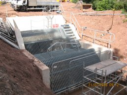 The culvert inlet (21-07-08)