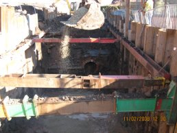 Fiveways to Broadmeadows culvert (11-02-08)