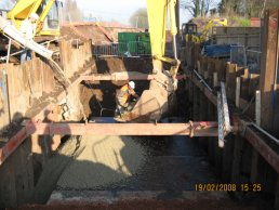 Fiveways to Broadmeadows culvert (19-02-08)
