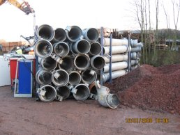 Drainage pipes (16-01-08)