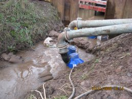 Pumps in the Chatterley Brook (20-01-08)