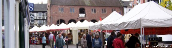 The French Market Ross-on-Wye