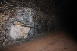 Ballingham Tunnel wall (09-04-12)