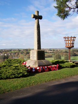 The War Memorial Ross-on-Wye