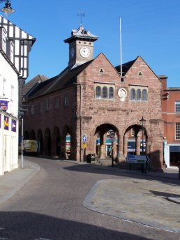 The Market House