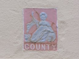 County plaque