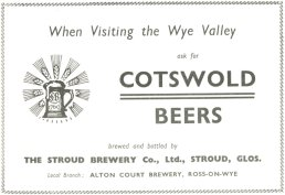 The Stroud Brewery Advert