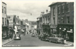 Postcard view of Broad Street