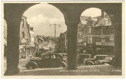 Broad Street and Market Place
