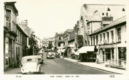 High Street Ross-on-Wye (actually its Gloucester Road)