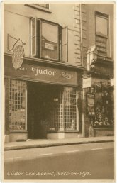 Tudor Tea Rooms, Ross-on-Wye