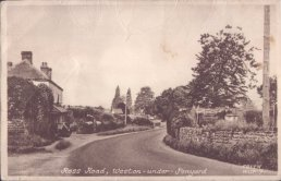 Weston-Under-Penyard