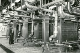 Heat Exchangers in a Brewery