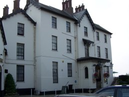 The Royal Hotel Ross-on-Wye