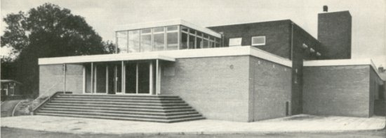 The Swimming Pool in 1973