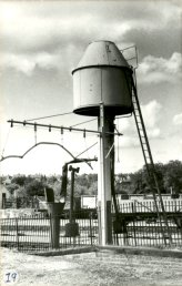 Ross Conical Tank