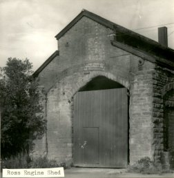 Ross Engine Shed