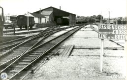 Ross Goods Shed