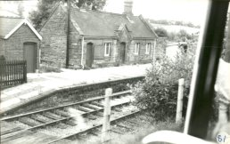 Kerne Bridge Station
