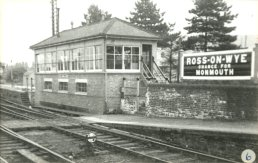 Ross South Signal Box