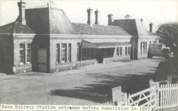 Ross Station in 1967