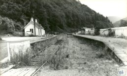 Symonds Yat Station in 1966