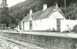 Symonds Yat Station