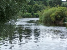 The River Ross-on-Wye