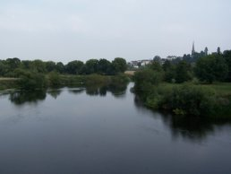 The River Wye from Wilton Bridge