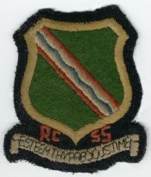 Ross County Secondary School badge (9-3-06)