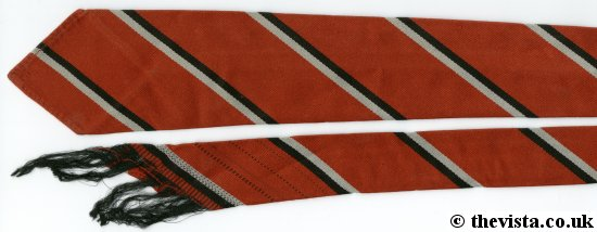 John Kyrle High School tie (9-3-06)