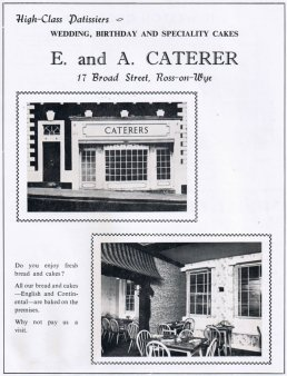 E. and A. Caterer