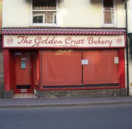 The Golden Crust Bakery