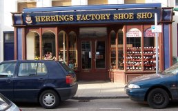 Herrings Factory Shoe Shop 4/4/2009